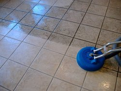 Why is it so important to clean your tile & grout lines?